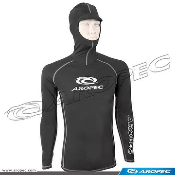 Lycra Hooded Rash Guard, Wetsuit, Diving Suit