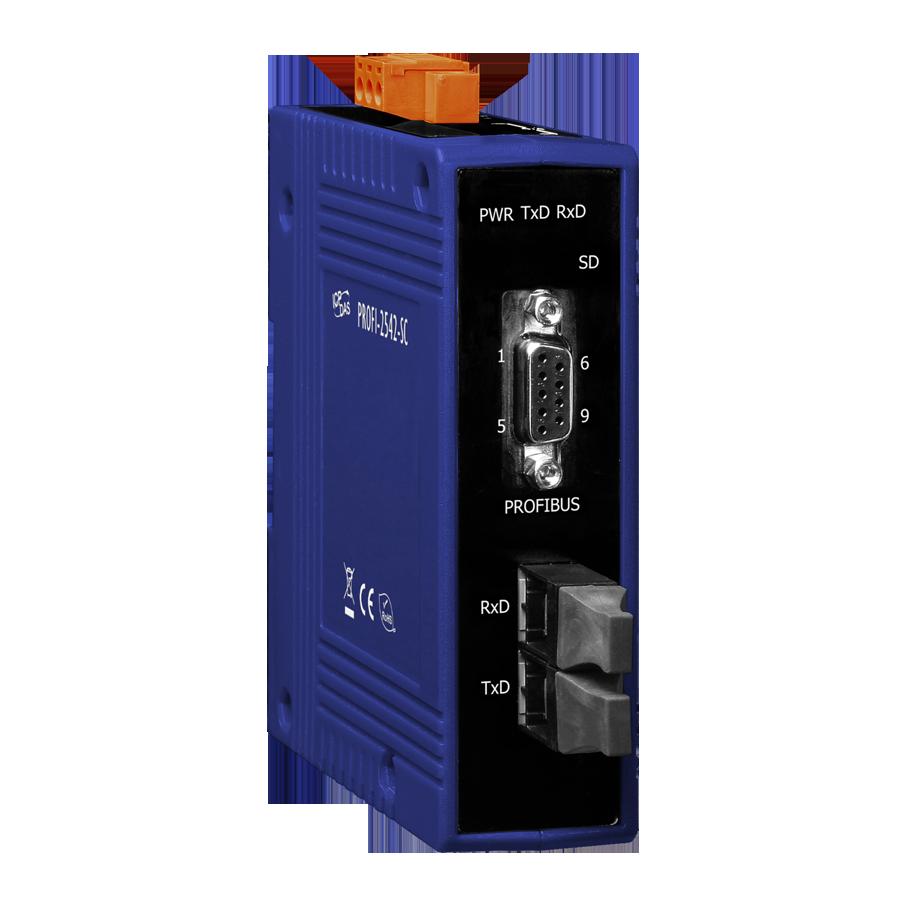 PROFIBUS/Single mode Fiber Converter