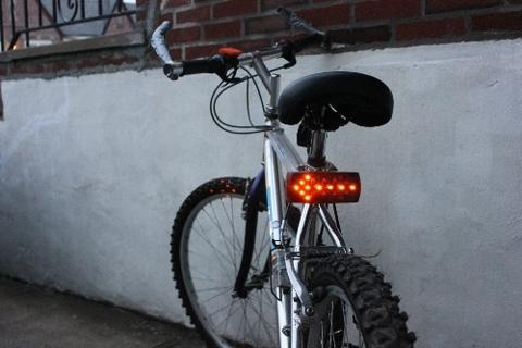 Wireless Controlled Left Turn Signal