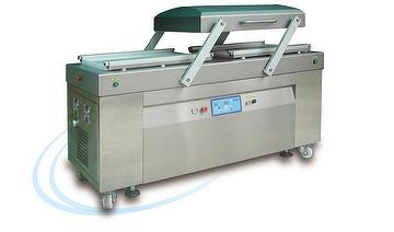 Double Chamber Vacuum Packaging Machine for food industry