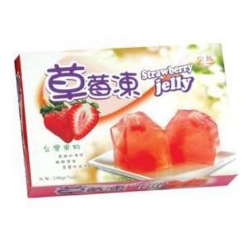 Taiwan Strawberry Season Pure Natural Fresh Strawberry Jelly