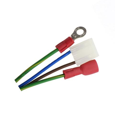 Molex 3 pin 3.96 mm to Insulated Ring Crimping Terminal