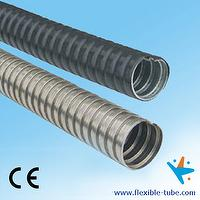 Electrical Flexible Conduit (Square Locked), Flexible Metal Conduit, Metallic Flexible Conduit