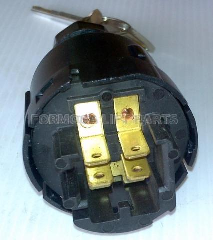 Taiwan Nissan Forklift Parts: Ignition Switch | Taiwantrade