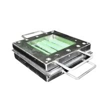 Silicone compression mold
