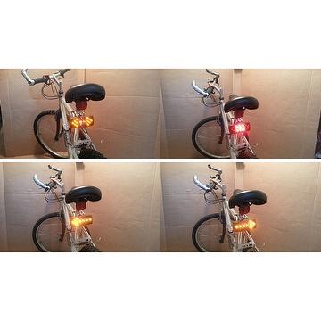 Bike turn light indicator