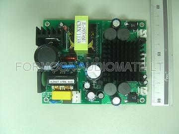 Stereo digital power amplifier