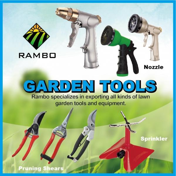 RAMBO GARDEN TOOLS