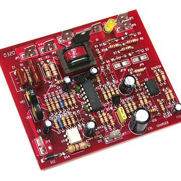 PCB Assemblies including circuit board