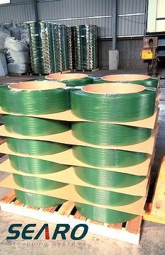 Heavy duty use Taiwan made PET Strap