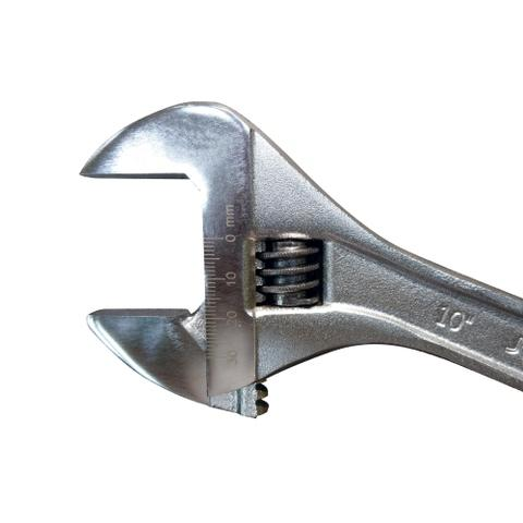 "6"" ADJUSTABLE WRENCH-NB TYBE"