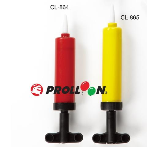 Inflator for balloon and ball