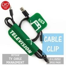 Cable Clip - TV cable Management