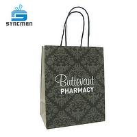 Apparel/Shopping/Gift Industrial Use Logo Printed Paper Bag