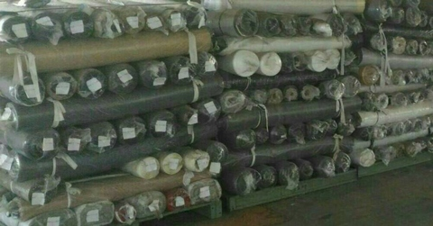 sell pvc leather stocklots