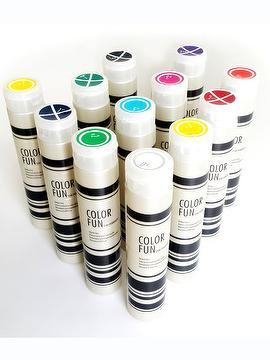 semi-permanent conditioning color cream