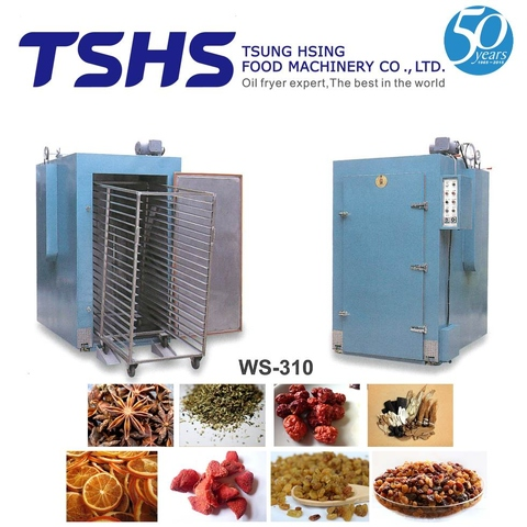 New Products 2016 Cabinet Type Automatic Agriculture Drying Plant
