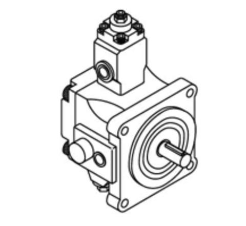 Taiwan Hydraulic Pump For Machinery Low Pressure Variable Vane Pump