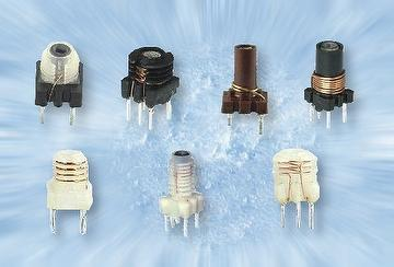NO COVER Variable & Fixed Inductors and Coils