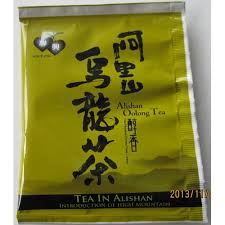 Alishan Oolong tea  bag 3g