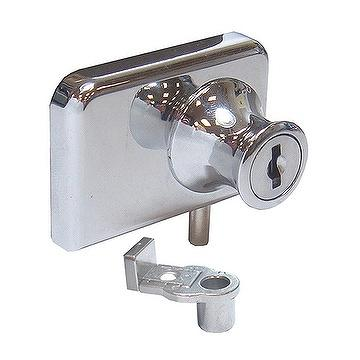 Taiwan Cabinet Glass Door Lock Bai Fu Co Ltd