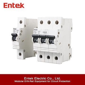 Miniature Circuit Breaker 10kA MCB 3P