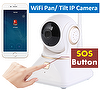 WiFi PT IP Camera (1.0MP)