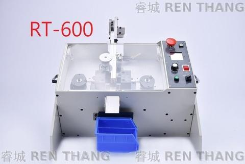 RT-600 Power Transistor Lead Forming & Cutting Machine