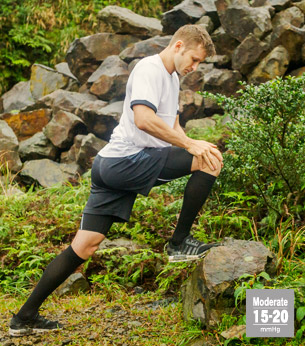 20-30mmHg-TXG Recovery compression socks