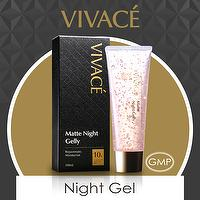 High Quality Parity VIVACE Matte Night Gelly 120ml