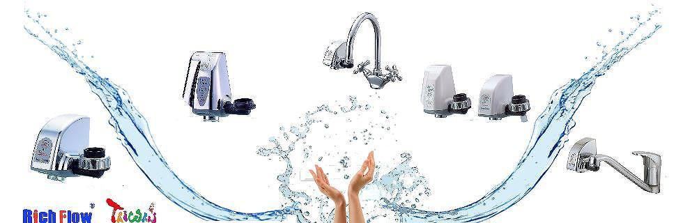 Rich Flow,Infrared Sensor Faucet Tap / Adaptor,auto spout,DIY,