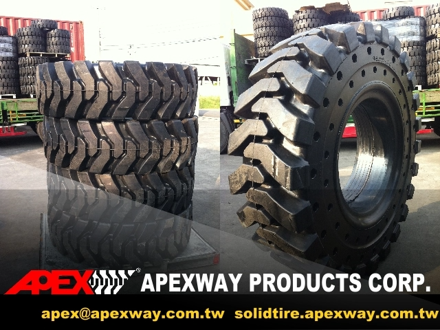 APEX 9.00-20 Telehandler Solid Tire