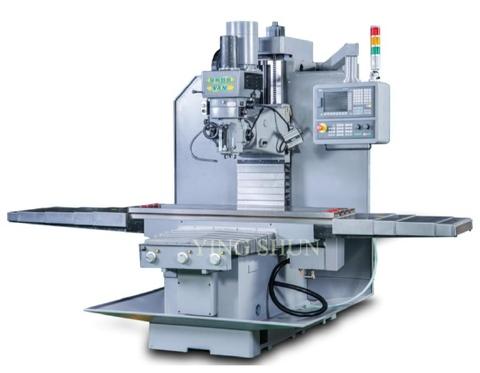 CNC床型銑床