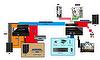 HDBaseT KVM Extender, 100 M