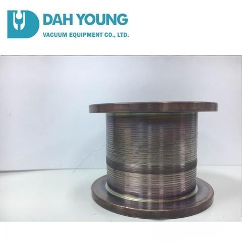Yarn/weave functional film deposition