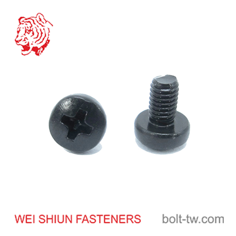 Taiwan Screw Fasteners Din7985 Cross Recessed Long Screw Bed Frame