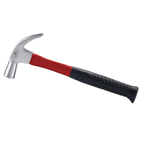 Fiberglass Handle Curved Claw Hammer