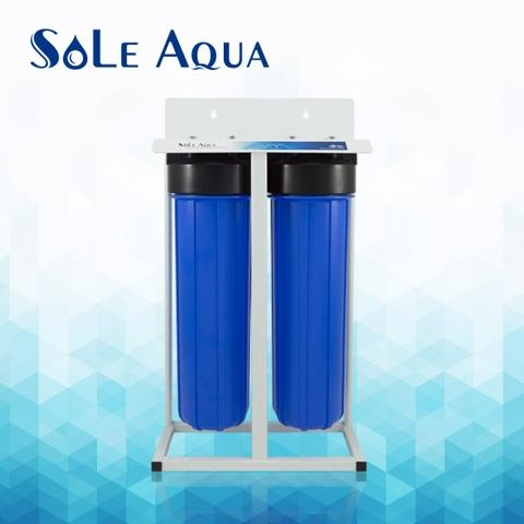 2 stage stand type big blue 20 inch for water filter system