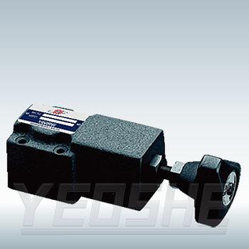 Taiwan Remote Control Relief Valves | YEOSHE HYDRAULICS