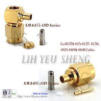 SMA Connector, Male For..