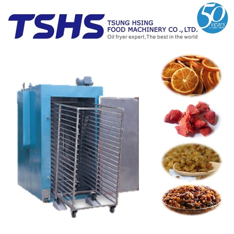 New Products 2016 Cabinet Type Automatic Fruit Dehydrating Plant