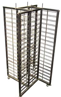 Fixture,apparel accessories clothing display rack,