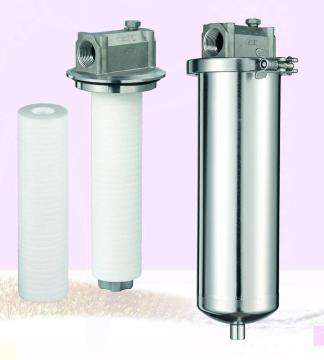 TS Single Cartridge Filter Housing