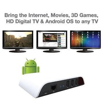 OTT Media Centre (Android TV)