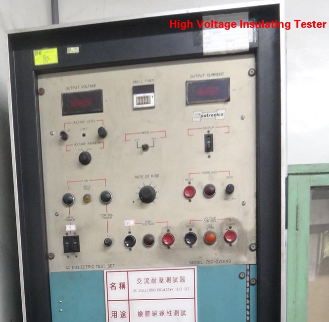 AC Dielectric Tester