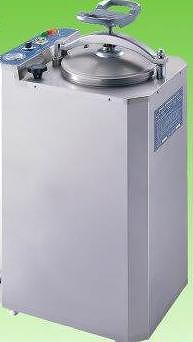 Vertical Type Steam Sterilizer