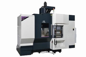 Taiwan 5-Axis Machining Center | CAMPRO PRECISION MACHINERY