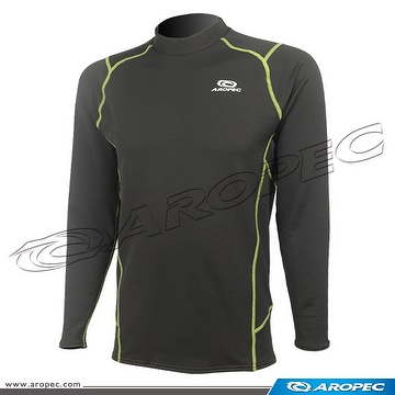 Quick-dry Thermal Long Sleeve Top For Man, Wetsuit, Diving S