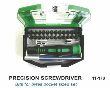 PRECISION DRIVER 11-170 SELLERY PRECISION SCREWDRIVER