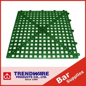 Taiwan Interlocking Pvc Bar Floor Tile And Anti Grease Rubber Floor
